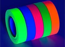 شريط لامع \ glow tape 5d