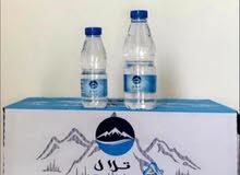 مياه تلال إنتاج جديد