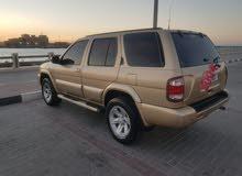 نيسان باثفايندر 2004 خليجي 3.5 فل 6 سلندر GCC 2004  .Nissan Pathfinder
