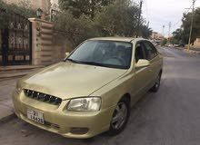Automatic Hyundai 1999 for sale - Used - Zarqa city