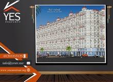 Fifth Floor apartment for sale - Al Hadrah