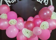 استقبال مواليد - اعياد ميلاد - تنظيم حفلات