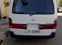Manual Toyota Hiace for sale