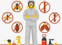 خدمات سريعه____للحشرات والصراصير