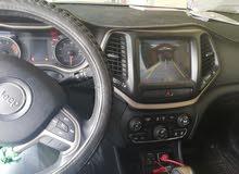 Gasoline Fuel/Power   Jeep Cherokee 2016