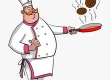 مطلوب عمال لمطعم