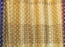 تشكيلة بردات تور مبطن  حلق اصلي ذات خامة اصليه متوفرا بجميع الالوان  القياس الار