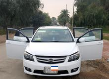 White BYD F3R 2014 for sale