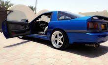 For sale 1988 Blue Supra