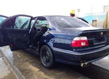 BMW .بحاله ممتازه..رساله مفتوحه