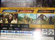 مطلوب ذا وتشر 3 نسخة الاضافات وعربية