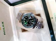 Rolex  full green