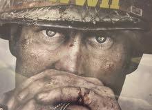 للبيع كول اوف ديوتي الحرب العالمية التانية/call of duty wwii:ww2