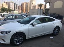 Mazda 6 2017 For sale - White color