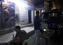 محل مشاوي للضمان مجهز بالكامل اربد شارع فلسطين
