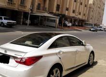 Hyundai Sonata 2012 For sale - White color