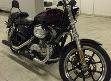 2014 Harley Davidson Superlow 883