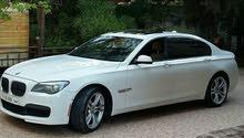 40,000 - 49,999 km BMW 750 2012 for sale