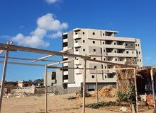 apartment Third Floor in Tripoli for sale - Al-Hadba Al-Khadra