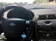 Gasoline Fuel/Power   Ford Mondeo 2006