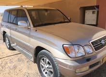 Gasoline Fuel/Power   Lexus LX 2000