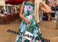 فستان تركي موعية فاخرة
