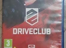 اسطوانه PS4 (DRAIVECLUB)