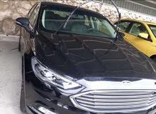 بأسعار مناسبة سيارات فورد فيوجن 2017-2018 وعلى استعداد نجيبلك السيارة اللي بدك اياها