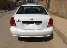Gasoline Fuel/Power   Hyundai Accent 2004