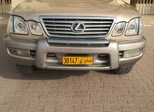 Lexus lx 470 car for sale in good condition