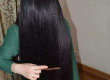زيت شعر طبيعي (سالتوس)