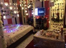 حفلات العيدميلاد وذكرى زواج وغيرها بسعر ممتاز مع الغرفه لا تفوتوها