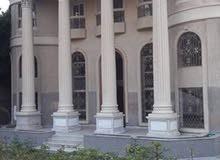 قصرللبيع تحفة وقمة فى الجمال والروعة مساحة 1200 م