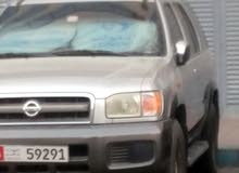 Used Nissan Pathfinder for sale in Abu Dhabi