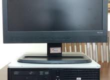 Computer + Monitor
