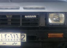 Silver Nissan Pickup 1991 for sale