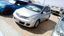 For sale Nissan Tiida car in Al Ain