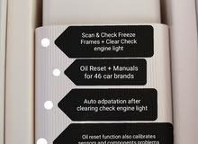 starSys OBD2 universal oil reset + scanning