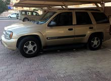 Used condition Chevrolet Blazer 2004 with +200,000 km mileage