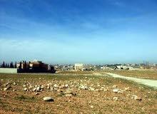 قطعة ارض استثمارية على طريق المطار خلف جامعة الاسراء على تلة اللبن للبيع