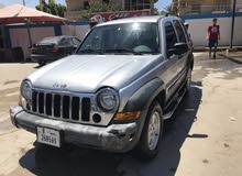 Available for sale!  km mileage Jeep Liberty 2006