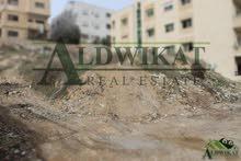 ارض للبيع في منطقة الكرسي (الجندويل) المساحه 531م