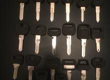 خامات مفاتيح ايطالية Slica للمنازل والسيارات