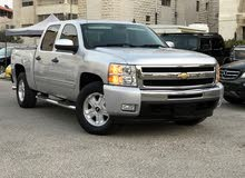 Chevrolet Silverado car for sale 2011 in Amman city