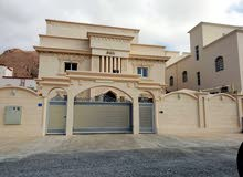excellent finishing palace for sale in Amerat city - Mahaj