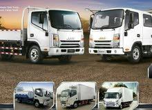 معدات وشاحنات صينيه للبيع بمختلف الانواع كما يوجد لدينا نظام الاقساط