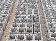 مصنع العمران للطوب الاسمنتي