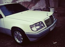 1995 Used E 200 with Manual transmission is available for sale
