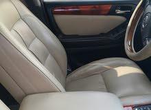 لكزس  جي اس 300 للبيع  2004