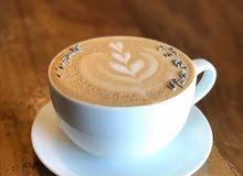 مطلوب عماله متدربه على صنع القهوه والكريب